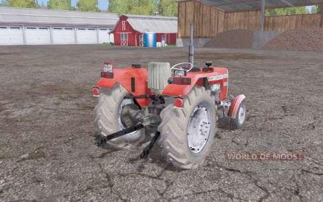 Massey Ferguson 255 4x4 for Farming Simulator 2015