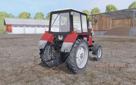 MTZ-82.1 Belarus 4x4 for Farming Simulator 2015