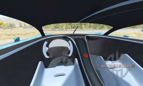 Bugatti Vision Gran Turismo 2015 for BeamNG Drive