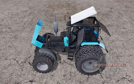 MTZ 1221В.2-Belarus dual wheels for Farming Simulator 2015