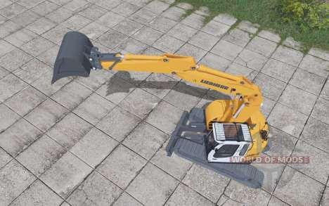 Liebherr R 924 for Farming Simulator 2017