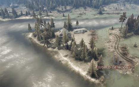 The autumn arrived 2 for Spintires MudRunner