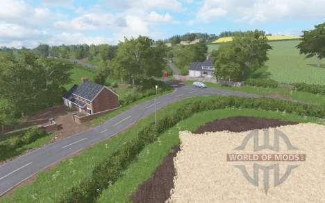 Coldborough Park Farm v3.2 for Farming Simulator 2017