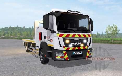MAN TGM 15.290 abschleppwagen for Farming Simulator 2017