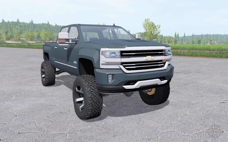 Chevrolet Silverado 1500 High Country 2016 lift for ...
