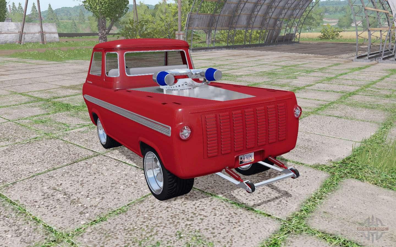1963 Ford Econoline Fuel Tank Wire Data Schema 1961 Pickup Truck For Farming Simulator 2017 1965