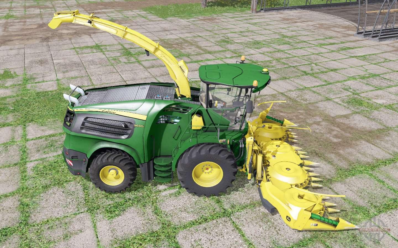john deere 9900i for farming simulator 2017