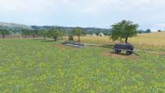 Kujawska Dolina v1.6 for Farming Simulator 2015