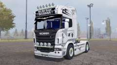 Scania R730 V8 Topline v1.1 for Farming Simulator 2013