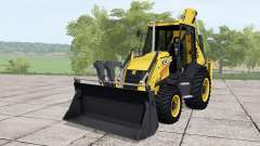 JCB 3CX ECO pack for Farming Simulator 2017