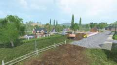 Somewhere in Thuringia v1.2.5 for Farming Simulator 2015