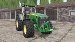 John Deere 8130 real sound for Farming Simulator 2017
