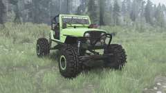 Jeep CJ-7 Renegade 1975 buggy for MudRunner