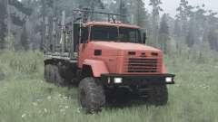 KrAZ 7140