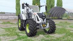 Fendt 718 Vario engine variants for Farming Simulator 2017