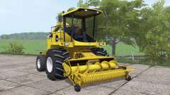 New Holland FX30 for Farming Simulator 2017