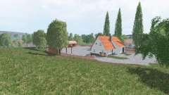 Somewhere in Thuringia v1.2.1 for Farming Simulator 2015