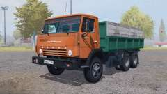 KamAZ 55102 v3.0 for Farming Simulator 2013