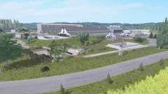 Agro Moravany v3.0 for Farming Simulator 2017