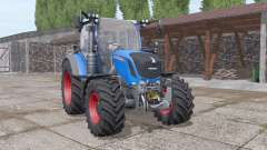 Fendt 310 Vario pack for Farming Simulator 2017