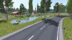 Hopfenbachtal v1.2 for Farming Simulator 2017