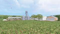 Kujawska Dolina v1.5 for Farming Simulator 2015
