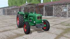 Deutz D 60 05 v1.1 for Farming Simulator 2017