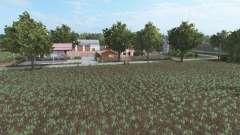 Lubelskie Wyzyno-Niziny v2.0 for Farming Simulator 2017