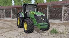 John Deere 7270R v3.0 for Farming Simulator 2017