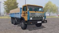KamAZ 55102 6x6 v6.0 for Farming Simulator 2013