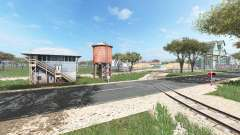 Southern Cross Station for Farming Simulator 2017