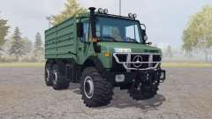 Mercedes-Benz Unimog U2450 L 6x6 v2.0 for Farming Simulator 2013