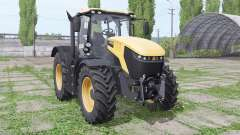 JCB Fastrac 8330 v2.1 for Farming Simulator 2017