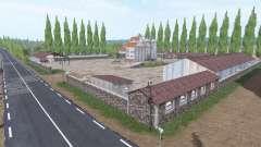 Grande Plaine for Farming Simulator 2017