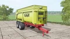 Conow TMK 22-7000 v1.1 for Farming Simulator 2017