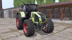 CLAAS Axion 930 USA for Farming Simulator 2017
