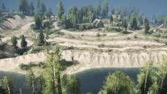 River basin for MudRunner