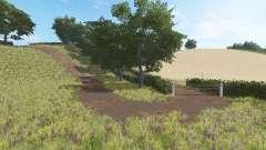 Buscot Park v1.0.1 for Farming Simulator 2017