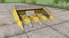 Fortschritt maize cutter for Farming Simulator 2017