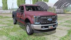 Ford F-250 Rock City Fire Department