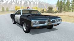 Dodge Coronet California Highway Patrol