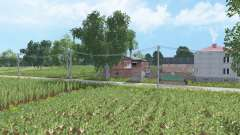 Greater Poland v2.0 for Farming Simulator 2015