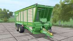 Krone TX 460 D v1.1 for Farming Simulator 2017