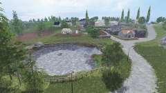 Somewhere in Thuringia v1.2 for Farming Simulator 2015
