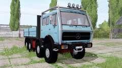 Mercedes-Benz NG 1632 8x8 for Farming Simulator 2017
