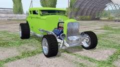 Ford Model B 1932 Hot Rod for Farming Simulator 2017