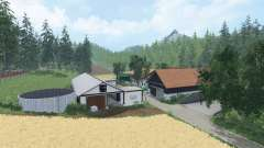 Bergmoor v1.0 for Farming Simulator 2015