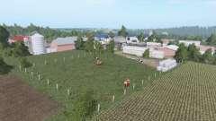 Mazury for Farming Simulator 2017