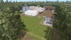 Polska Wyzyna for Farming Simulator 2017