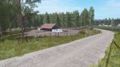 The Old Stream Farm v2.8 for Farming Simulator 2017